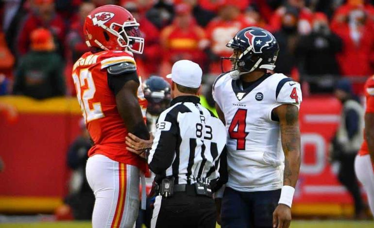 Chiefs-Texans abren la temporada regular