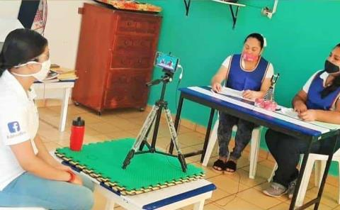 Clases en video en las estancias