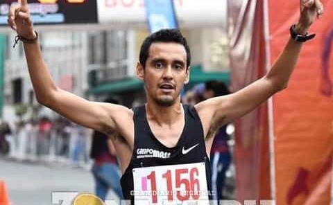 El atleta René Ortiz no descarta sueño olímpico