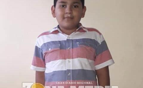 Envió saludos a sus familiares Orlando