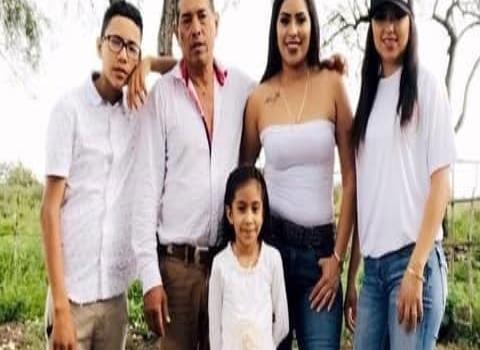 Grata tarde pasó la familia Rangel