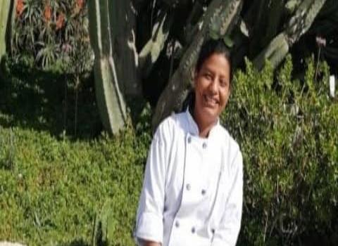 Rosita envía saludos a su familia desde D.F