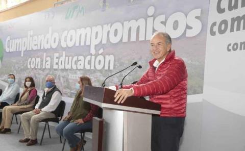 Proyecto educativo para Tierra Nueva