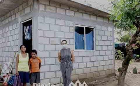 Inauguran cuartos para los vulnerables