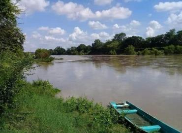 Ante aumento del río tomar medidas