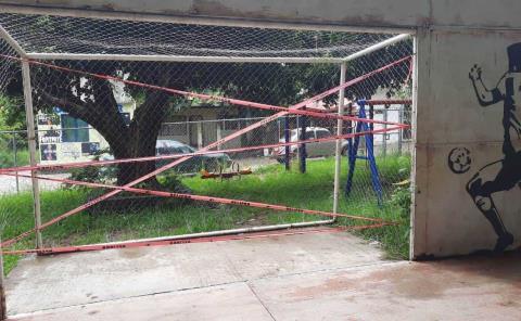 Piden Jóvenes reapertura de espacios deportivos