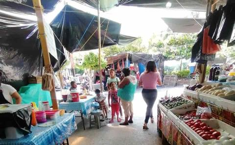 Comercio local espera termine plan aleatorio