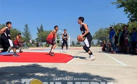 Excelente jornada del básquet fernandense
