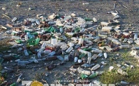 """Campaña """"Sin plástico"""" reducirá contaminación"""