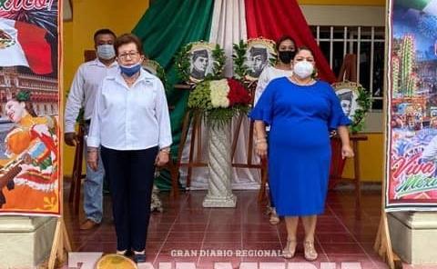 Alcaldesa dará Grito de Dolores