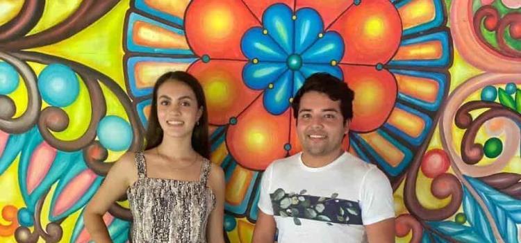 Candidata a Miss Teen 2020 visitó el municipio