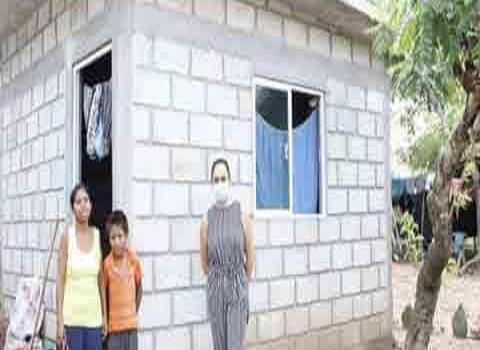 Mejoran calidad de vida a pobladores