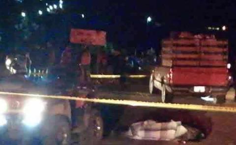 Muere motociclista en fatal accidente