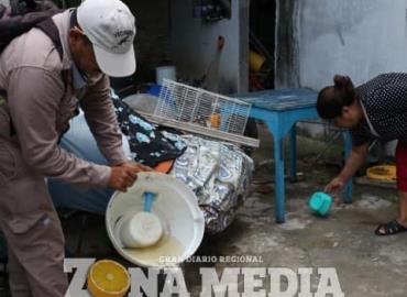 Cerritenses no contribuyen para combatir el dengue