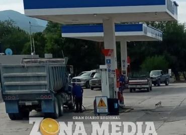 Ligera disminución al precio de combustible
