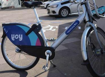 Entra en marcha en San Luis el transporte alternativo de bicis
