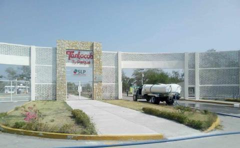 Opera Parque 'Tantocob' de 06:00 a 11:00 de la mañana