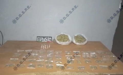 Seis detenidos por posesión de drogas