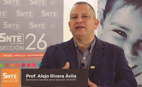 Consternación por el deceso de Alejo Rivera