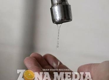 Reportan escasa presión de agua