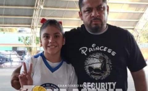 Fernanda González la Promesa del básquet