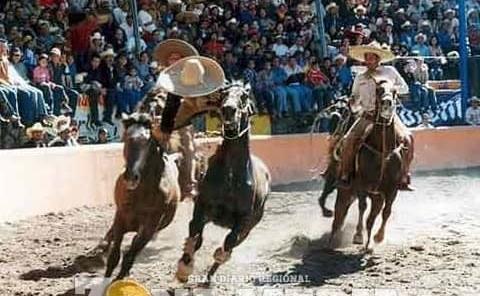 Orgullo mexicano el deporte de charrería
