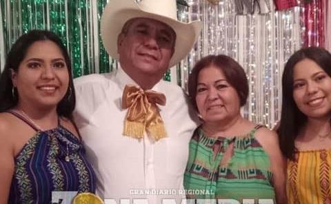 Los Agreda vivieron fiesta Mexicana