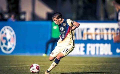 Karel Campos sigue dando de qué hablar en el América Sub17