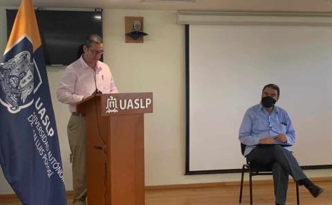 Rector de UASLP puso en marcha el ciclo escolar en Campus  Tamazunchale