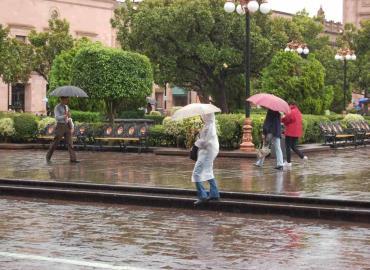 Será lluvioso el fin de semana