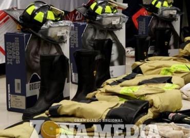 Paisanos respaldarán la creación de bomberos