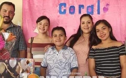 Halagada en su día Coral Orozco
