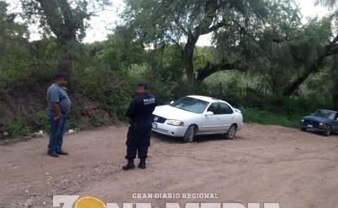 HALLARON EL AUTO ROBADO