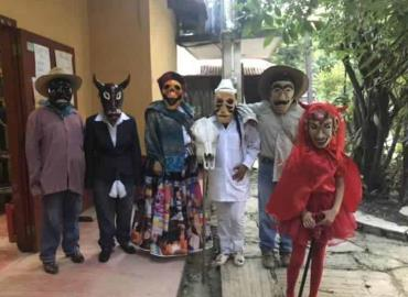 Apoyarán el rescate a festividades de Xantolo