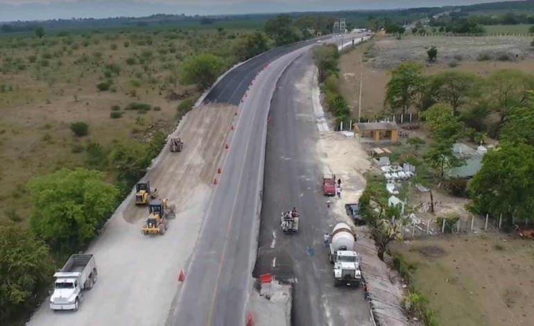 "$5 mil millones para la ""Valles-Tamazunchale"""