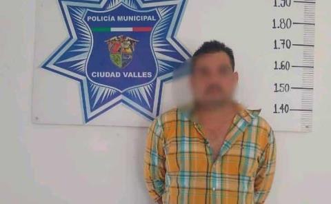 Atraparon a hombre armado y con droga