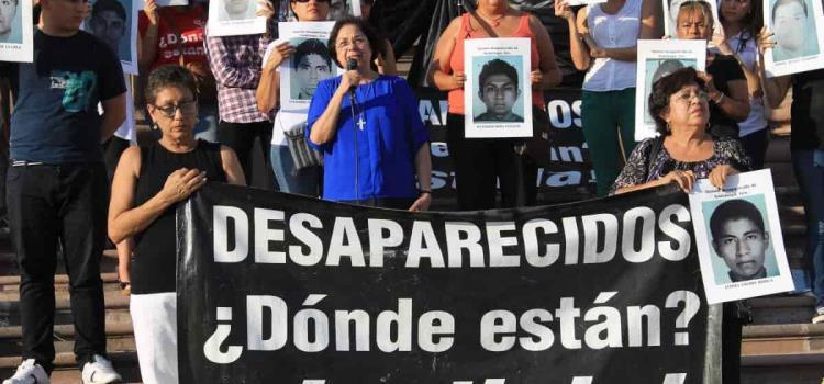 Aumentaron los desaparecidos