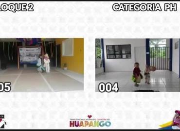 Comenzó el Concurso Nacional del Huapango