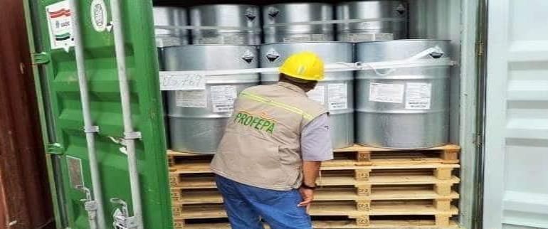 Habrá depósito de residuos biológicos