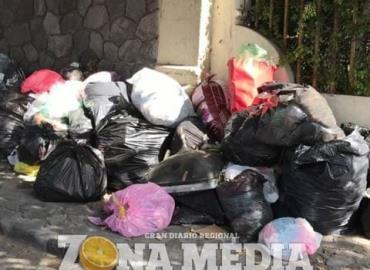 Ayuntamiento no limpia las calles