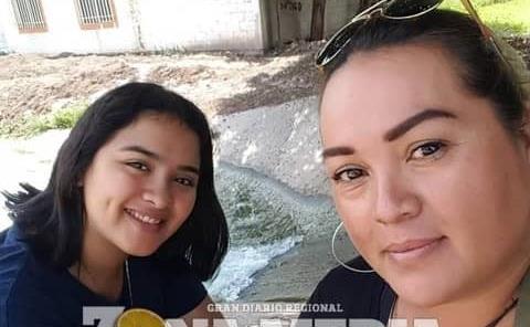 Grata tarde vivió Erika con su hija