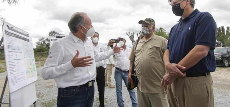 Obras por $32 millones inauguró Gobernador