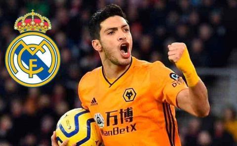 Real Madrid dispuesto a fichar a Jiménez