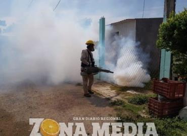 40 casos de dengue