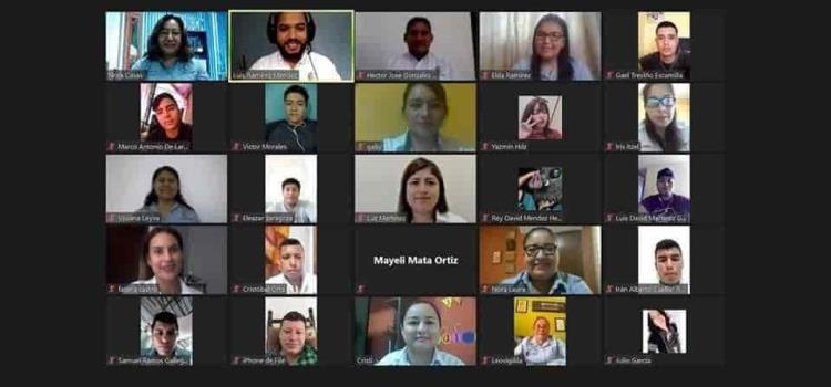Bienvenida virtual a los alumnos del ITSE