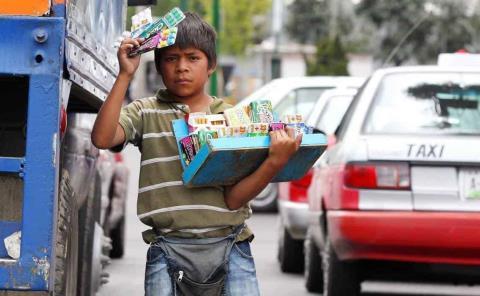 Salvan a niños de las calles
