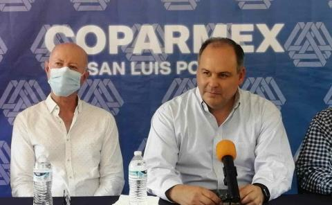 Titular de Coparmex responde a AMLO en Tamazunchale