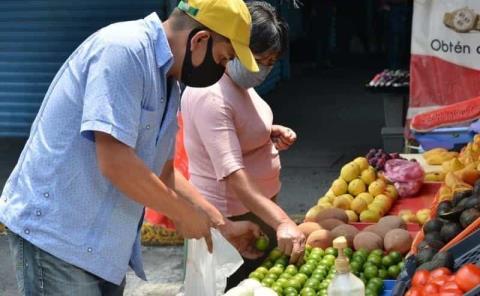 Inflación de México superó meta oficial en 1ra mitad de septiembre