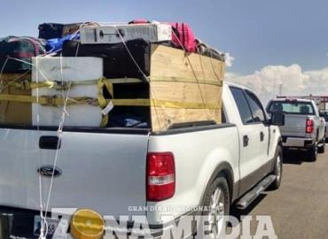 Paisanos quieren caravana a Cerritos