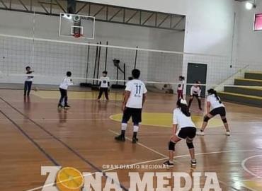 Vuelve el Voleibol